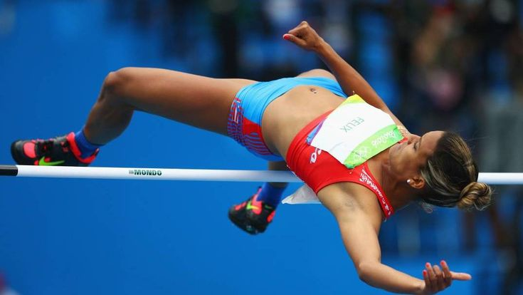 DAY 7: Athletics on Day 7 of the Rio 2016 Olympic Games at the Olympic Stadium on August 12, 2016 in Rio de Janeiro, Brazil.