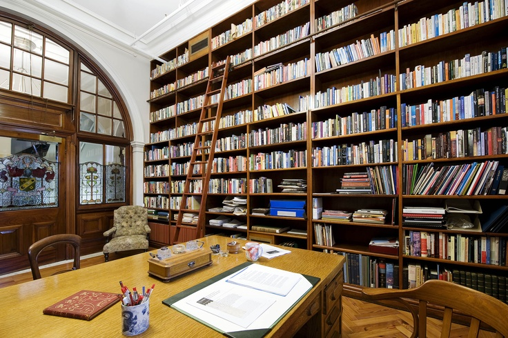 Mitchell Librarian's Office, State library of NSW