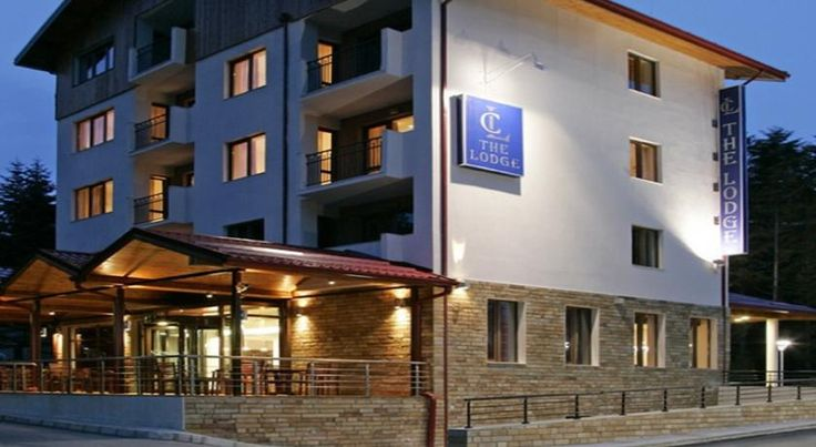 The Lodge Hotel Borovets The Lodge is an attractive 4-star boutique hotel, next to the Gondola entrance, 45 minutes from Sofia Airport and close to Musala Peak, Rila Lakes and Rila Monastery. It offers free Wi-Fi, bikes and a swimming pool.