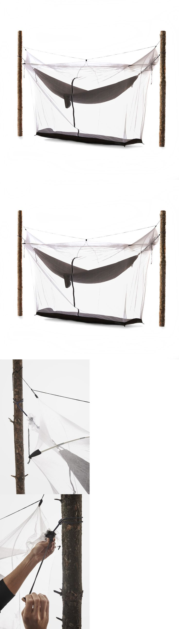Insect Nets and Repellents 65965: Grand Trunk Hammock Mozzy Netting Outdoor Mosquito Protection Camping BUY IT NOW ONLY: $59.49