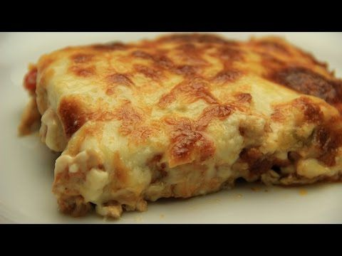 Fırında Beşamel Soslu Tavuk Tarifi – Patatesli Kaşarlı Fırın Tavuk - YouTube