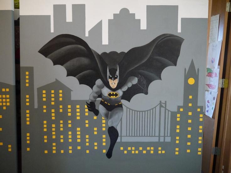39 Best Images About Batman Painting Ideas On Pinterest