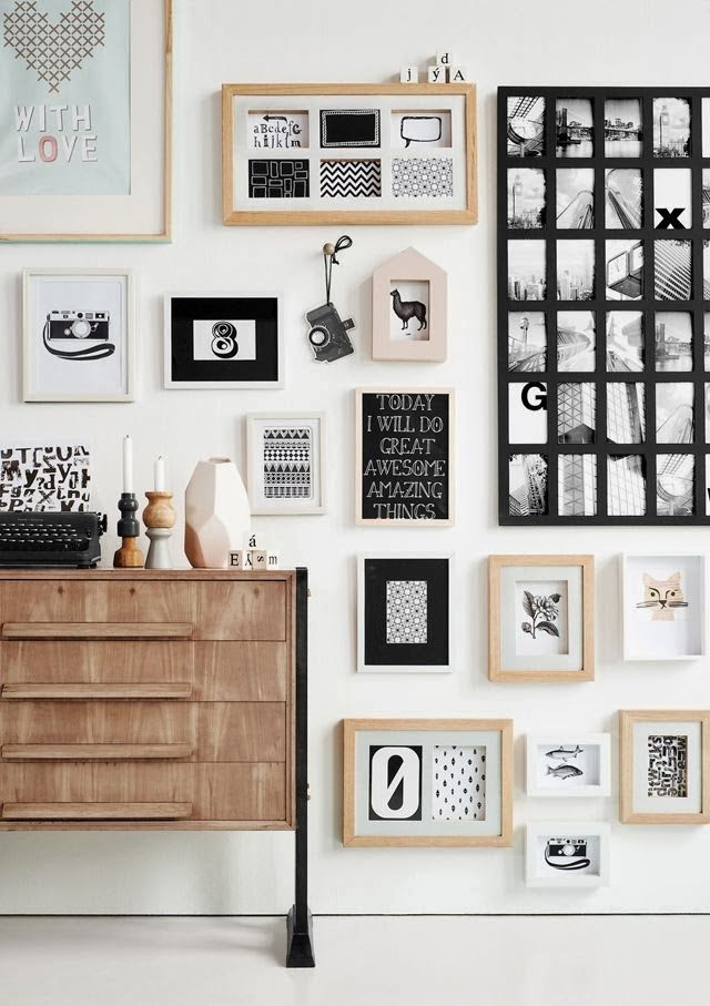 Vicky's Home: Decora tu pared /Decorate your wall