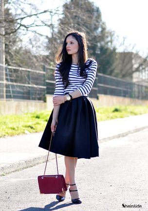 17 Best images about Skirts on Pinterest | Full midi skirt, Skirts ...