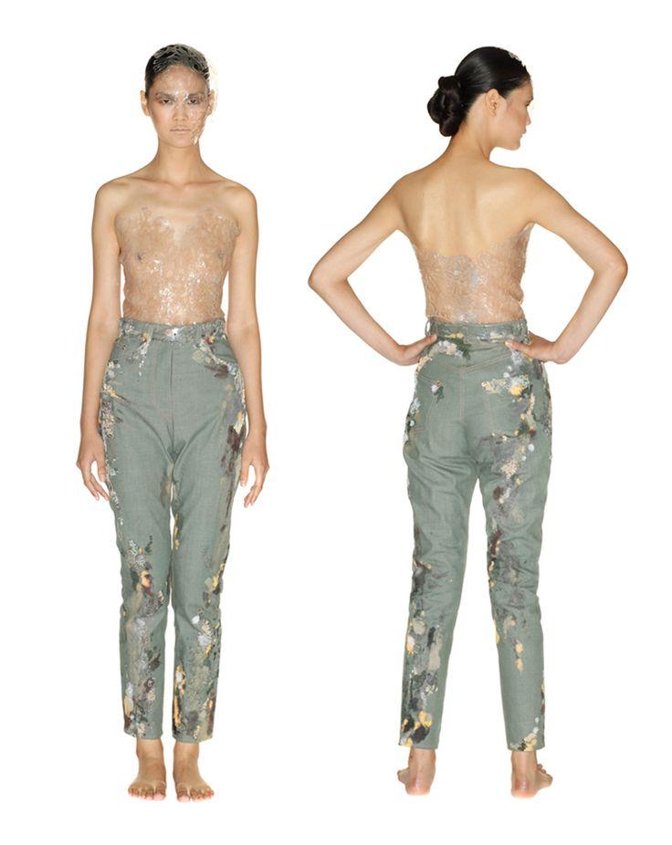 Bio-couture - Blogs - Fashioning Technology