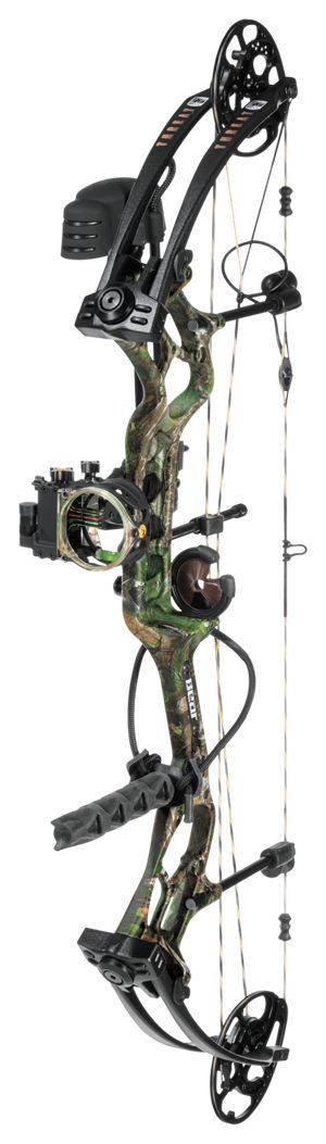 Bear Archery Threat RTH React Compound Bow Package |  						Bass Pro Shops