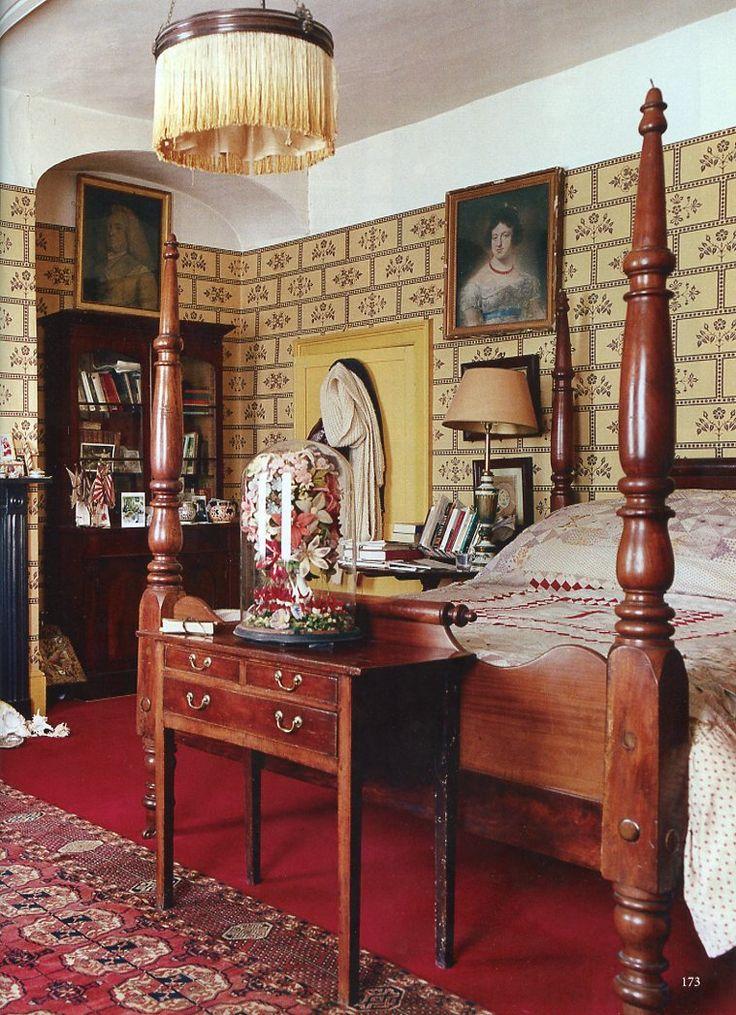 Decor Design Review   The World Of Interiors, April 2014