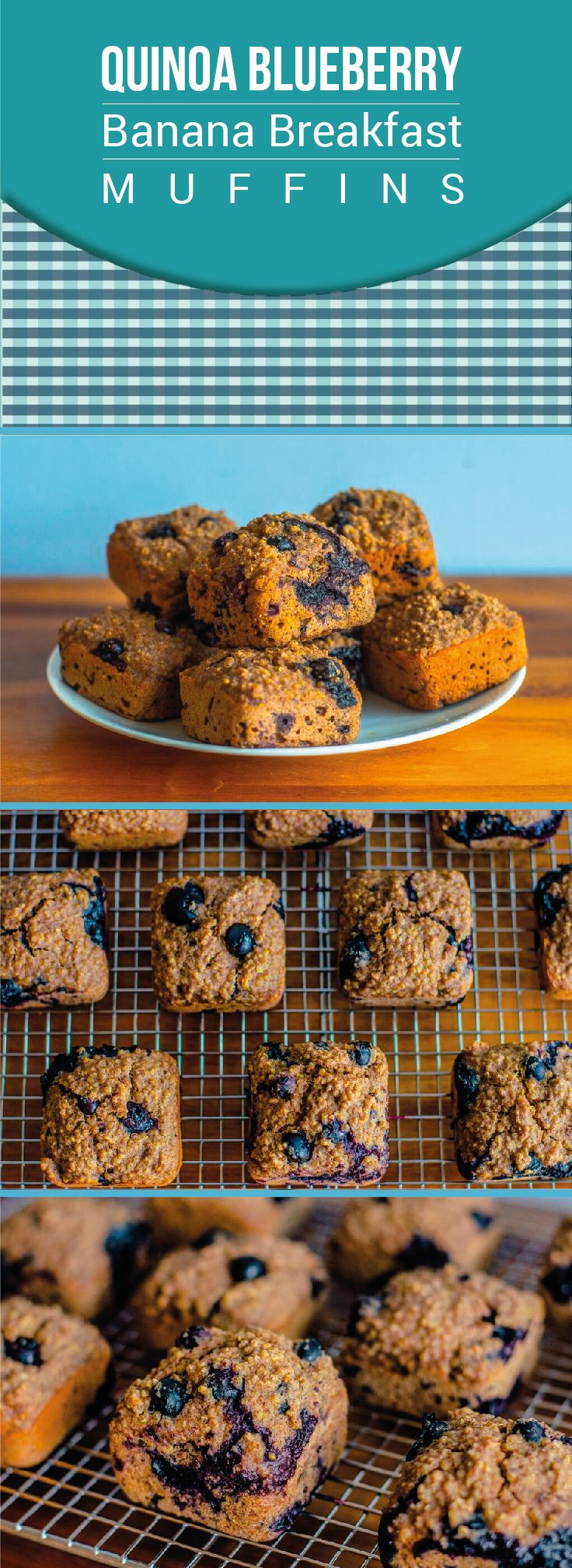 Quinoa breakfast muffins are one of my favorite go-to recipes to incorporate leftover quinoa. Very easy to customize for diabetics and just really, really good. #fitmencook #fitwomencook #healthy #breakfast #muffin