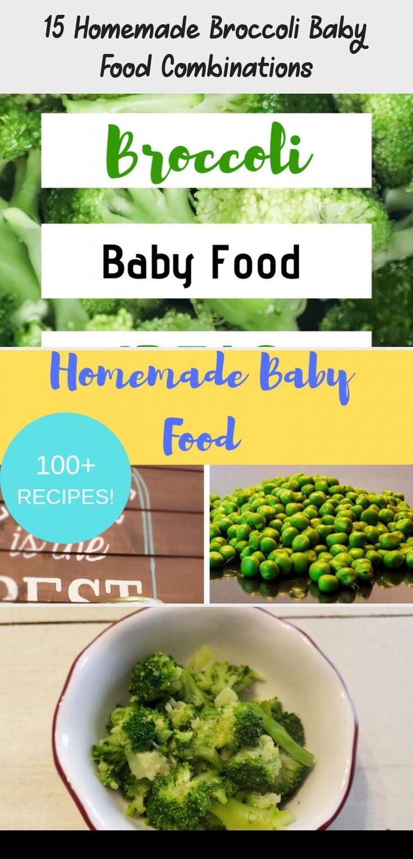 15 homemade broccoli baby food combinations saras blog