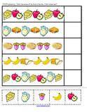 Food preschool theme printables