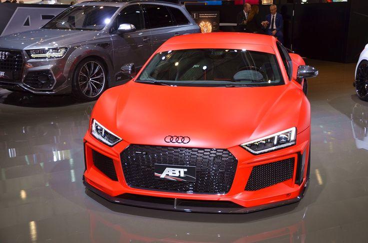 La tradition a du bon… ABT dégoupille l'artillerie lourde à Genève. SUV, coupé, sportive, break… ABT, spécialiste Audi, dégaine à l'occasion du salon suisse. Il y en a pour tous les goûts sous les différentes silhouettes. Point commun ? De l'utra sportif et du (toujours) plus puissant. C'est le cas avec le SQ7 désormais fort …