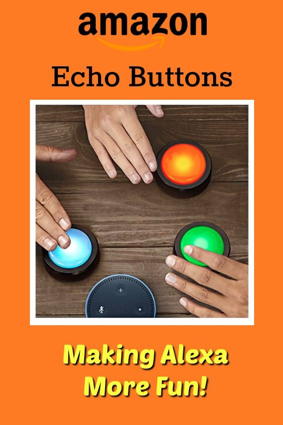 Find out how Amazon's Echo Buttons let you play fun games