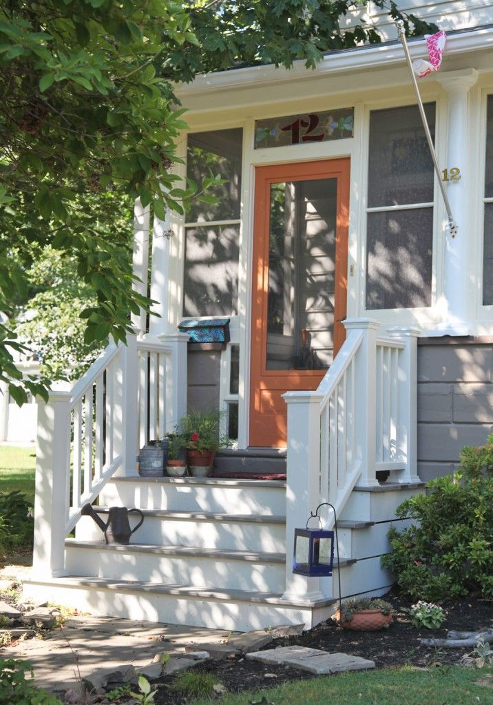 Best 25+ Porch steps ideas on Pinterest | Back steps, Front porch ...
