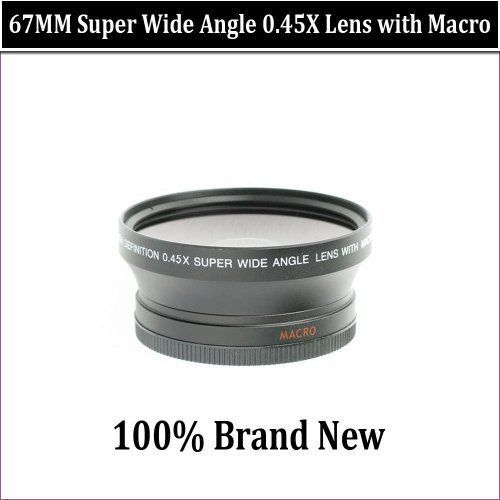 PRO HIGH DEFINTION LENS WIDE ANGLE MACRO LENS FOR Nikon D90 18-105mm VR DX Lens