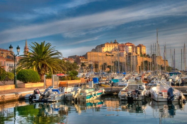 Calvi, Corsica. One of my favorite places in the world!  Maybe because I got engaged there..