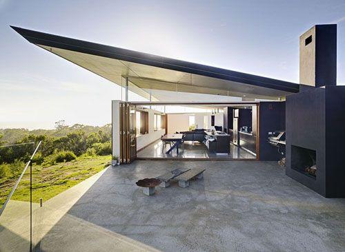 southern house/fergus scott architecture  via: dailyicon
