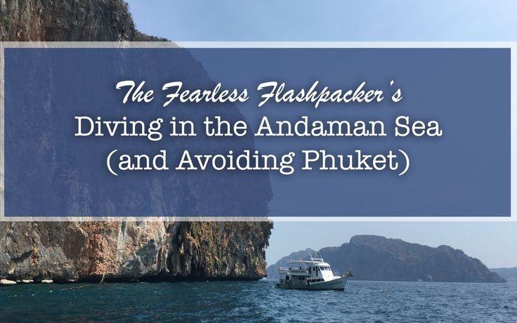 Krabi/Koh Lanta: How to Dive the Andaman Sea and Avoid Phuket