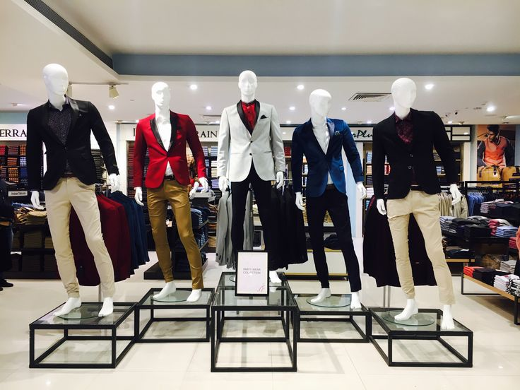 Highlighted all party wear blazers for this festive season