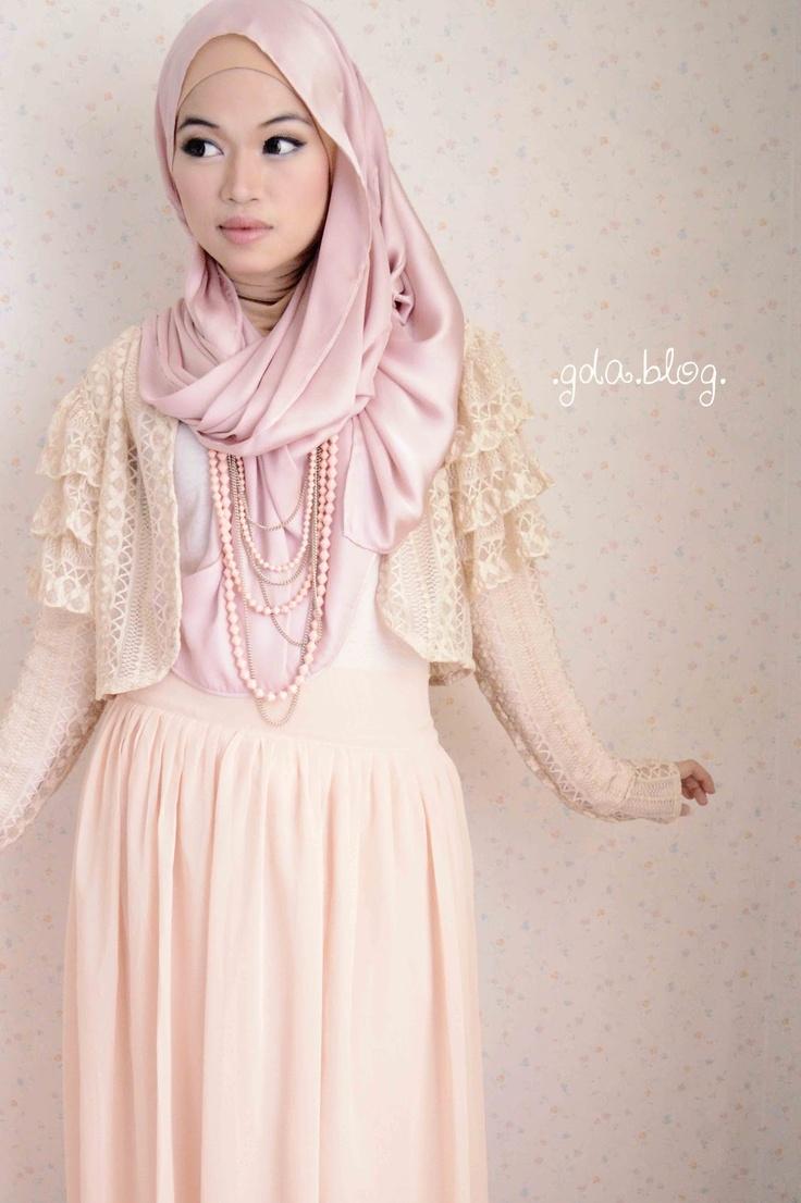 by GDa'S ❤ hijab style