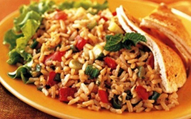 Κάστανο ρύζι με μεσογειακά αρώματα | athensgo