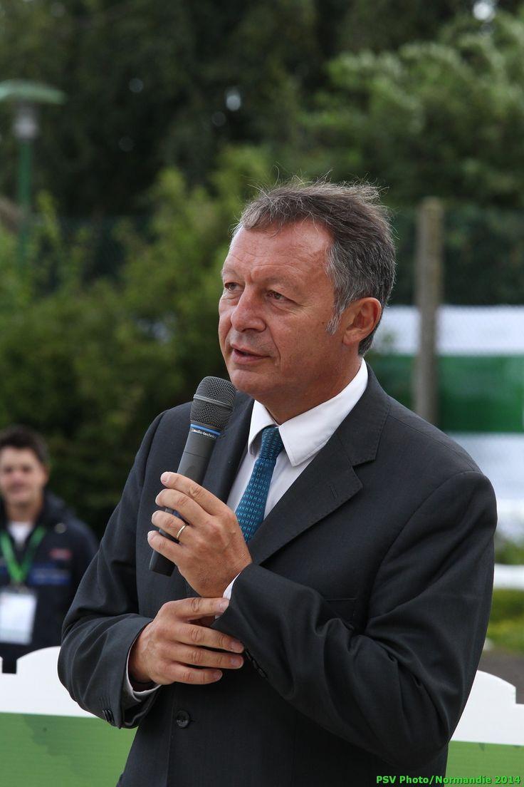 Thierry Braillard, secretary of State for sport - Copyright : PSV Photo
