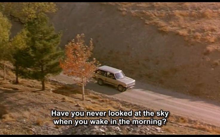 A cseresznye íze  /Ta'm e guilass/ magyarul beszélő, iráni filmdráma, 89 perc, 1997  Mr. Badii Homayon Ershadi   RENDEZŐ: Abbas Kiarostami https://oload.site/f/KicFcrp0Tr8