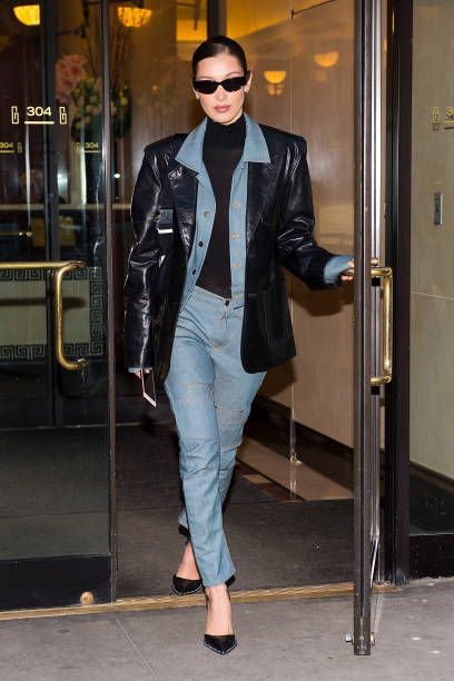 84439839df Celebrity Sightings   Paris Fashion Week Womenswear Fall Winter 2018 ...