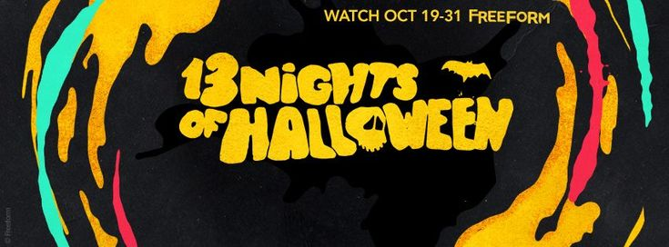 Freeform (previously ABC Family) is the ultimate channel for holiday movies. The full 13 Nights Of Halloween schedule is here.