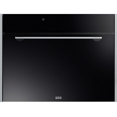 Frames by Franke | COMPACT COMBI MICROWAVE OVEN FMW 45 FS BK | Stainless Steel-Glass Black | Ovens