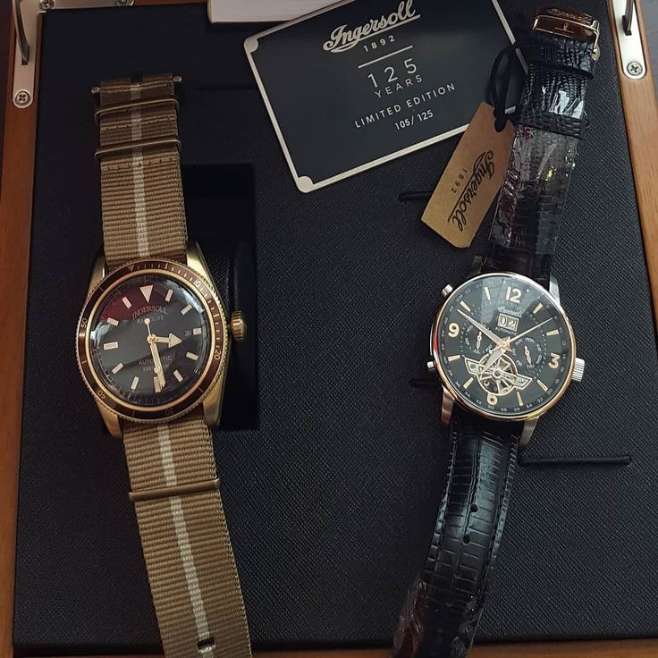 Ingersoll 1892 The Scovill Radiolite Automatic I05002 Limited Edition sporting the Nato strap together with Ingersoll 1892 GRAFTON AUTOMATIC I00702. Visit astorbond.com for more info and all our Black Friday offers!  #astorbond #ingersollwatches #ingersollwatch #ingersoll1892 #watchporn #watcesofinstagram #watchnerd #horology #watches #watchaddict #mensfashion #mensaccessories #dappermen #dappermensfashion #watchoftheday #wristwatches #blackfriday #cybermonday