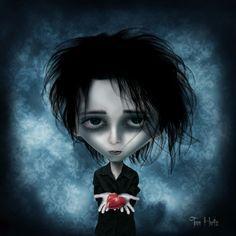 dark love cartoons - Google Search