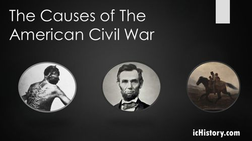 FREE! A smart PowerPoint presentation covering 6 of the major causes of the war :  1: Slavery 2: Abolitionists 3: Westward Expansion $: Sectionalism 5: The 1860 Election 6: Secession of the South  Supported with worksheets, tasks and activities.