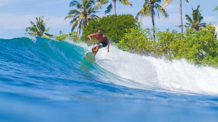 #surfing #Bali #beautiful