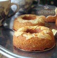 Khobz Tounes ou khobz el bey خبز تونس او خبز الباي un gâteau algérien et précisément algérois un classique qu'on retrouve et qu'on déguste