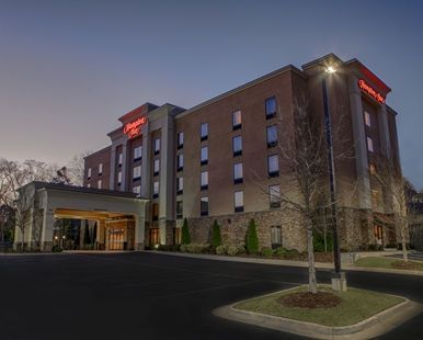 Hampton Inn Atlanta-Canton Hotel, GA - Exterior