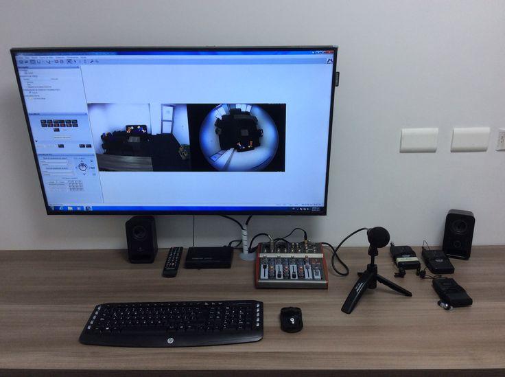 Solucion de videovigilancia MOBOTIX - CAMARAS GESELL -  (entrevistas de psicólogos).