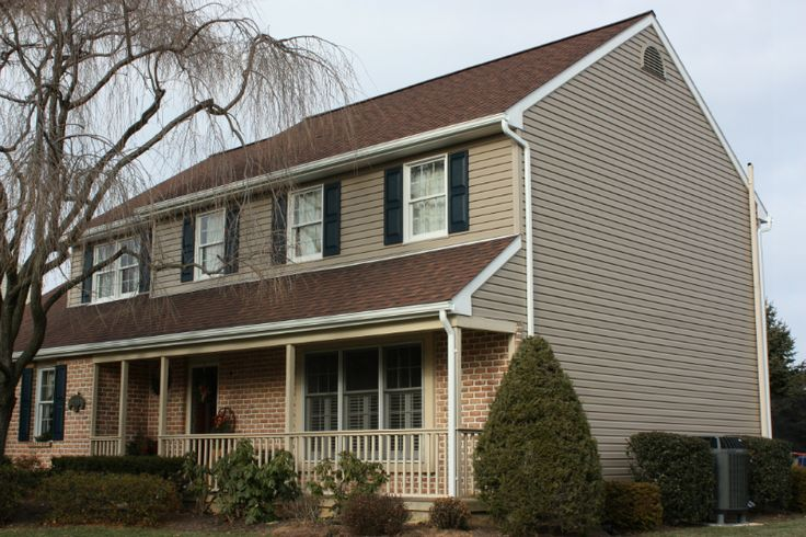 Pebblestone Clay Vinyl Siding Colors Pinterest