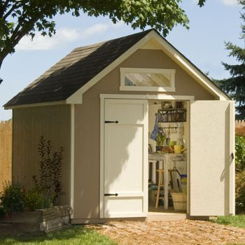 Costco: Everton 8' x 12' Wood Storage Shed
