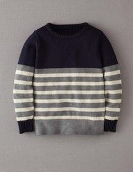 Mini Boden US Boys Knitwear | Boden US - Childrens Pullover Sweaters, Crewneck Jumpers