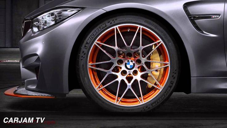 BMW M4 GTS 2016 Review New BMW M4 GTS Price $135k BMW M3 2016 HD