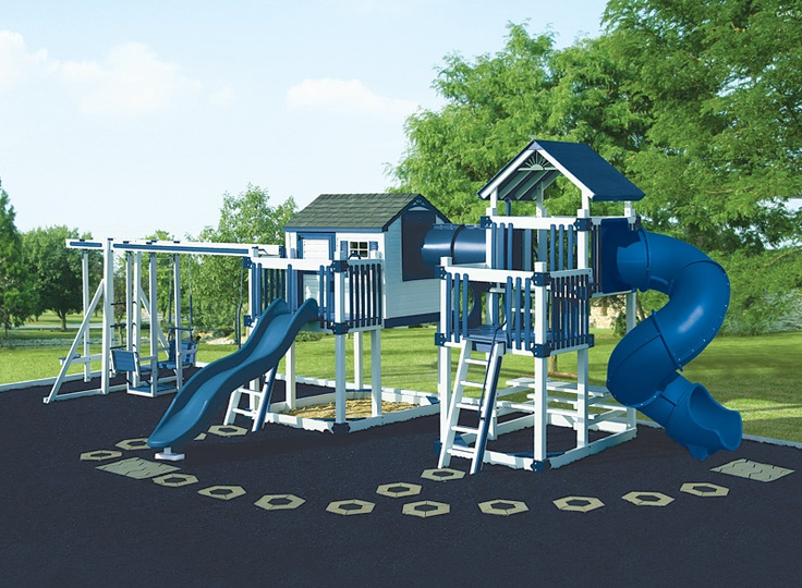 1000 images about swing sets on pinterest climbing rope for Unique swings for kids