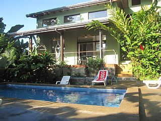 Central Location with Pool, Walk to Beach, Restaurant, StoresVacation Rental in Manuel Antonio from @HomeAway! #vacation #rental #travel #homeaway