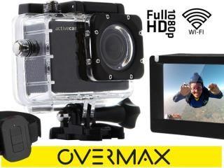 Kamera sportowa Overmax Activecam 3.3 Wifi Black
