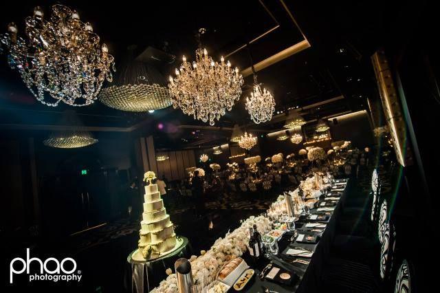 A Luxurious Wedding at Doltone House Hyde Park