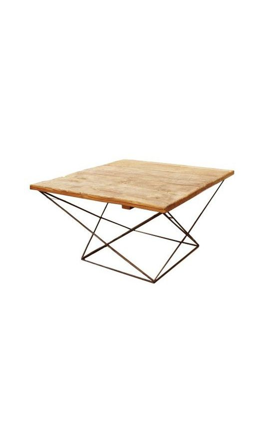 Shopmine - Rugs USA Lighthouse Mirac Modern Coffee Table