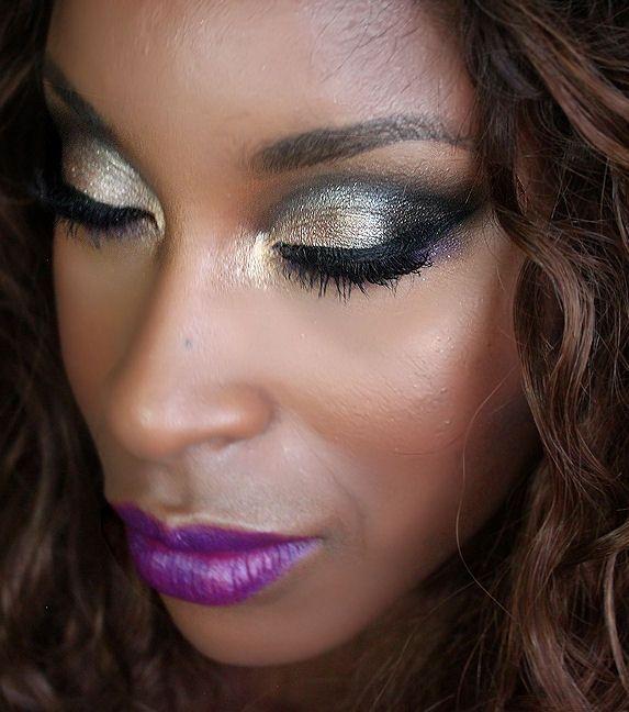 Bridal Makeup Tutorial For Dark Skin : 17 Best images about Dark Skin Makeup Addiction on ...