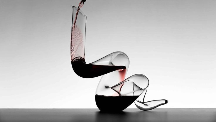 "For your reading pleasure, an article on when to decant. Says the author, ""By decanting a wine, you're basically giving an initial swirl to the entire bottle at once. This can help wake the wine up, it can shock the wine into closing down, and it can cause a wine to go through phases of both."""