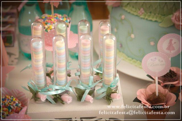 .: Felicità Festa . comemorações personalizadas :.: Festa Provençal Jardim da Bettina