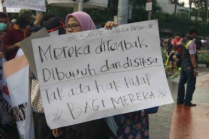 Peringati Hari HAM Sedunia Gempita Ingatkan Pelanggaran HAM di Patani Thailand Selatan  KIBLAT.NET Jakarta  Bertepatan dengan hari Hak Asasi Manusia (HAM) sedunia (International Human Rights Day) yang jatuh pada Sabtu (10/12)Gerakan Mahasiswa Indonesia Peduli Patani (GEMPITA) mengingatkan kepada masyarakat internasional agar melaksanakan kewajiba-kewajiban Hak Asasi Manusia (HAM).  10 Desember 1948 adalah hari lahirnya Deklarasi Universal HAM (DUHAM). DUHAM menyatakan penjanji dari berbagai…
