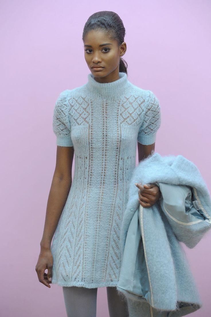 Philosophy di Alberta Ferretti at New York Fashion Week Fall 2011